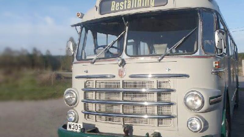 Beställningstrafik Blomsjöns Buss